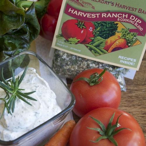 Halladay's Harvest Ranch Dip & Cooking Blend