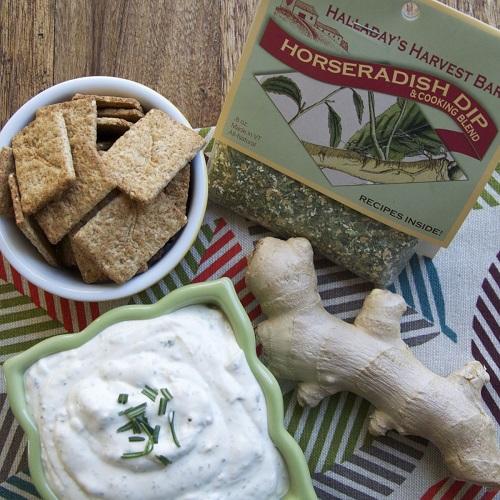 Halladay's Horseradish Dip & Cooking Blend