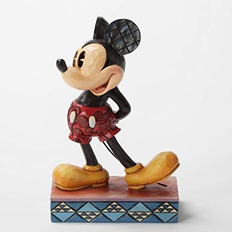 Jim Shore #4032853 Classic Mickey Mouse