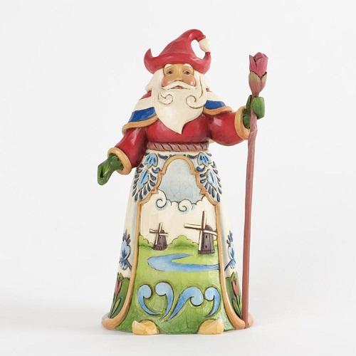 Jim Shore #4034367 Dutch Santa