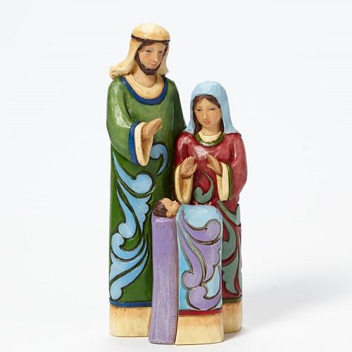 Jim Shore #4041103 Mini Holy Family
