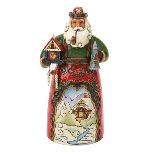 Jim Shore #4017646 German Santa