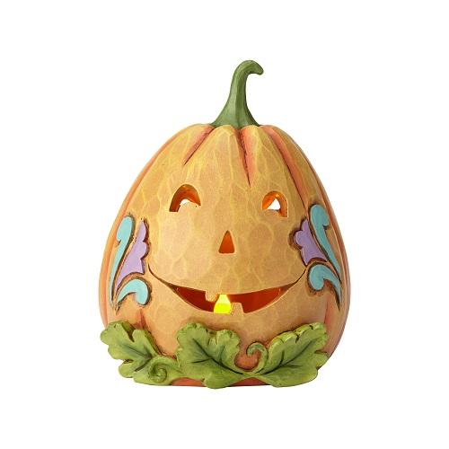 HalloweenLitJackoLanternLarge