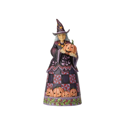 HalloweenWitchwPumpkinLarge