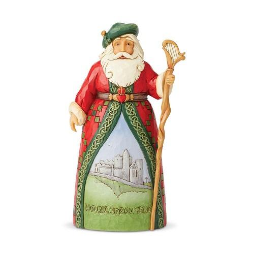 Jim Shore #6004237 Irish Santa