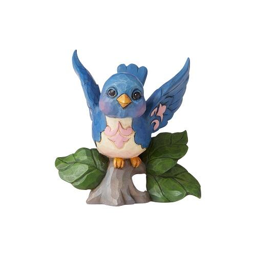 Jim Shore #6006445 Mini Bluebird