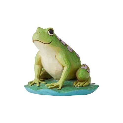 Jim Shore #6006448 Mini Frog