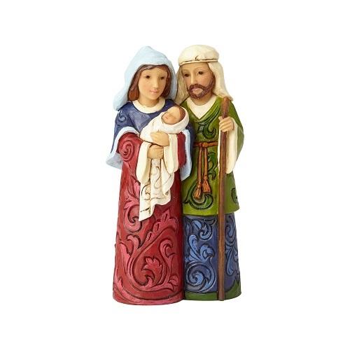 Jim Shore #6001497 Mini Holy Family