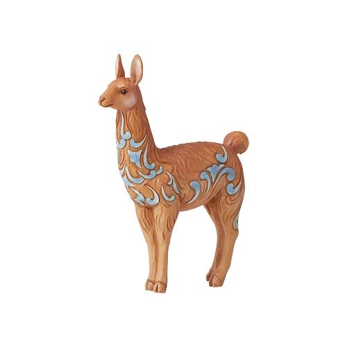 Jim Shore #6006446 Mini Llama