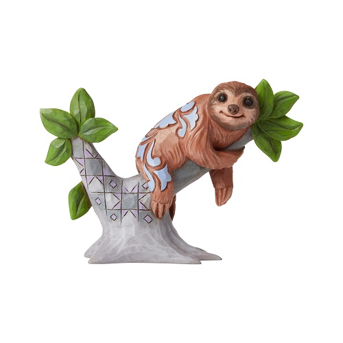 Jim Shore #6006447 Mini Sloth