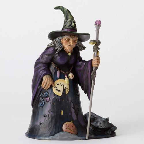WitchGraveyardSilhouetteSceneLarge