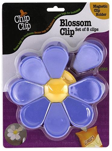 Chip Clip #90134 Blossom Clip (Set of 8)