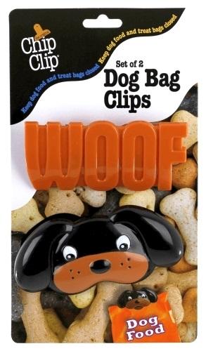 Chip Clip #90133 Dog Bag Clips (Set of 2)