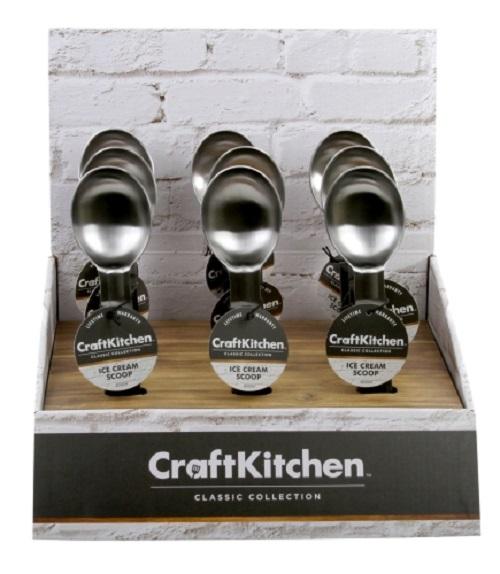 Craft Kitchen #80004 Ice Cream Scoop