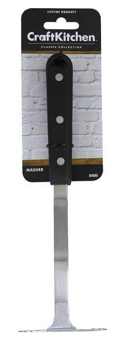 Craft Kitchen #80080 Masher