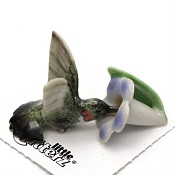HummingbirdOnFlowerLittle