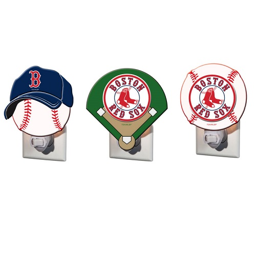 Red Sox #3NT4203 Red Sox Night Light