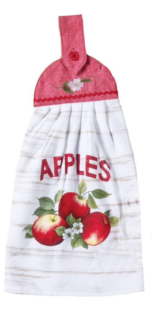 Kay Dee (R6629) Apple Picking Tie Towel