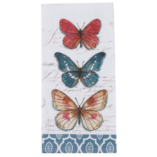 ButterflyGardenTerryTowelBig