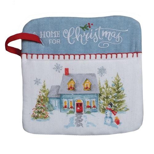 Kay Dee (H3972) Christmas Village Pocket Mitt