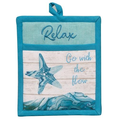 Kay Dee (R7002) Coastal Tranquility Pocket Mitt