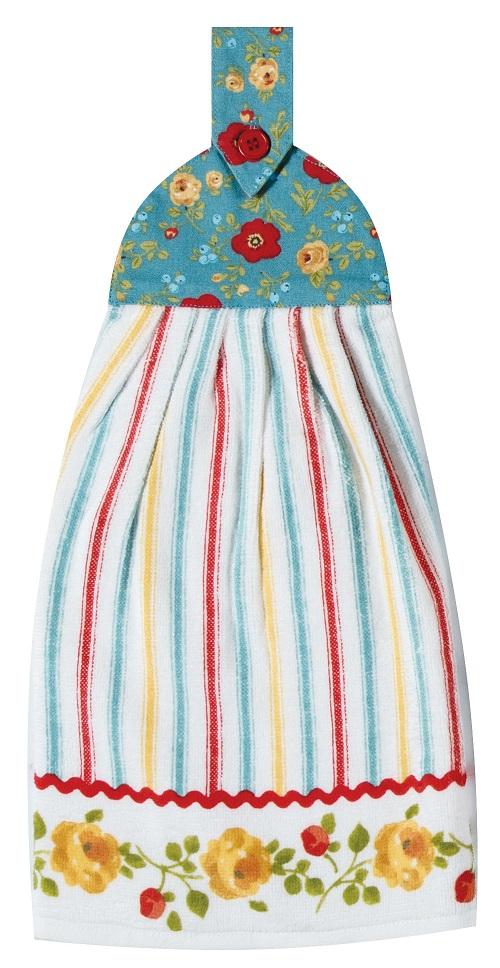 Kay Dee (R4716) Country Fresh Tie Towel