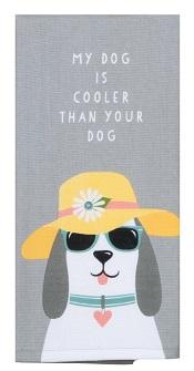 DogPatchCoolDogDualPurposeTerryTowelLittle