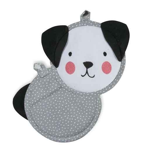 Kay Dee (R4642) Dog Patch Shaped Pocket Mitt