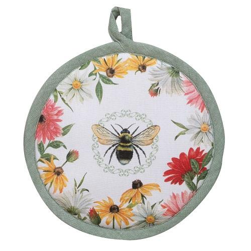Kay Dee (R4412) Floral Buzz Potholder