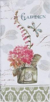 FlowerGardenTerryTowelLittle