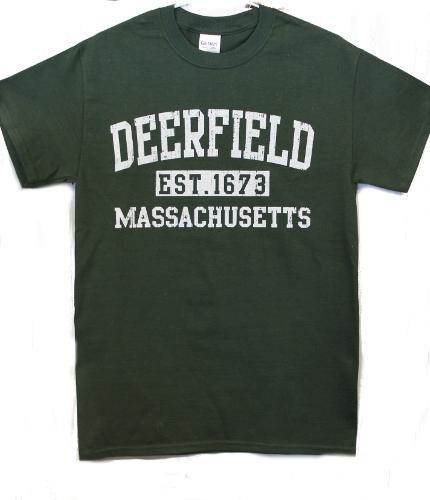 Deerfield T-Shirt Forest Green