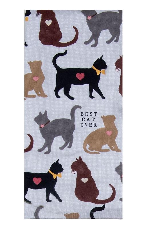 Kay Dee (R4600) Fur Real Pets Cat Dual Purpose Terry Towel