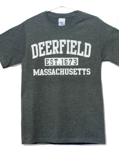 Deerfield T-Shirt Graphite