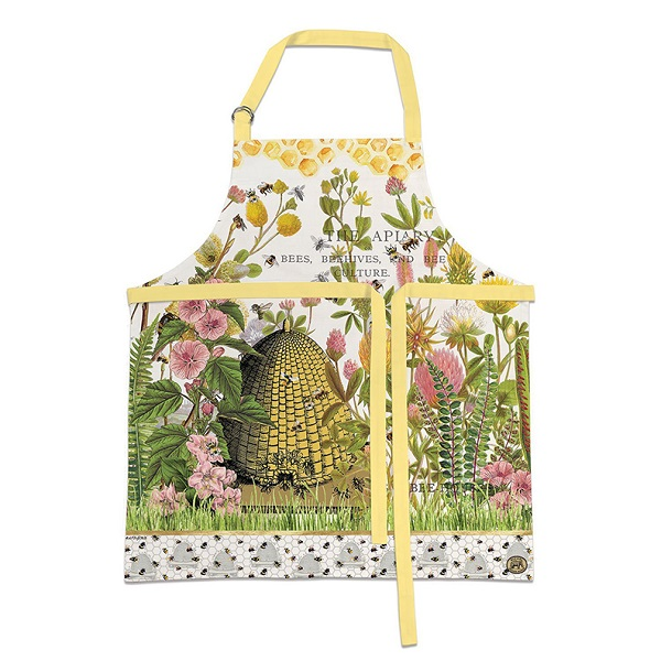 Michel Design Works (APR341) Honey & Clover Apron