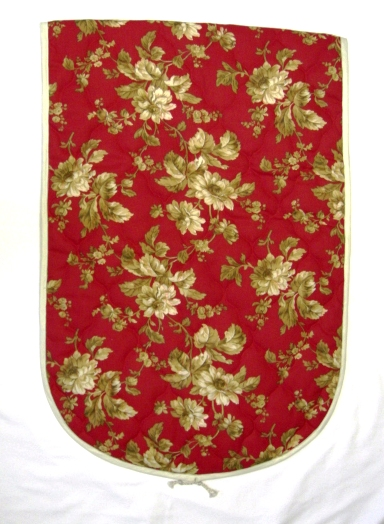 Ironing Board Cover #13 Fresh Cut: Dark Red