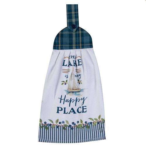 Kay Dee (R5916) Lakeside Retreat Tie Towel