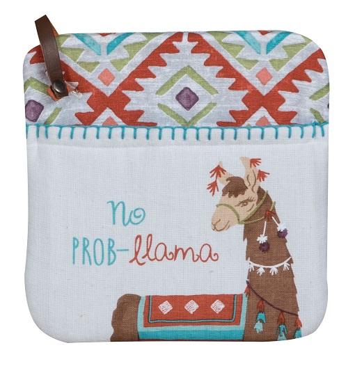 Kay Dee (R4742) Lovely Llama Pocket Mitt