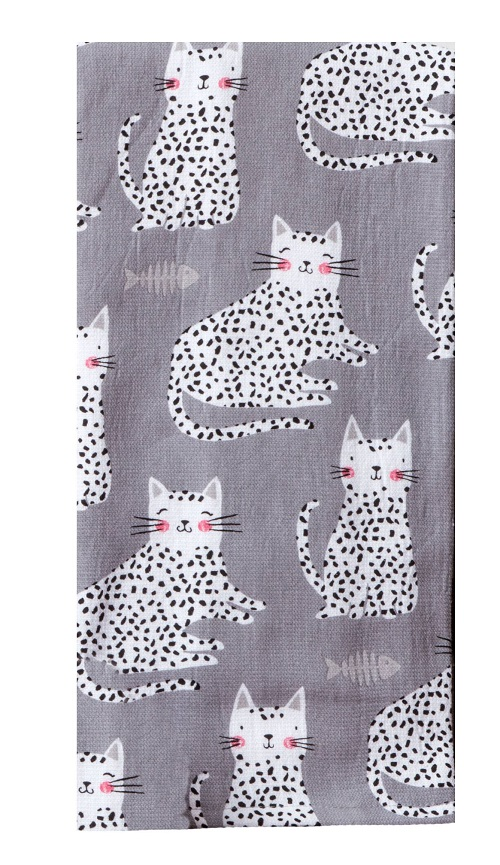 Kay Dee (R4630) Purr Dual Purpose Terry Towel