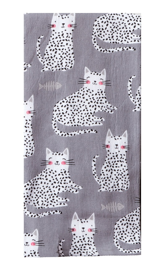 Kay Dee (R4630) Purr Dual Purpose Terry Towel