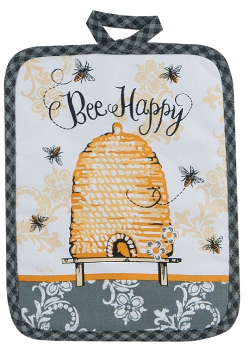 Kay Dee (R6252) Queen Bee Potholder