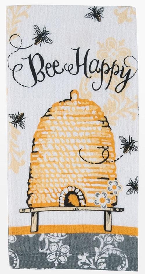 Kay Dee (R6250) Queen Bee Terry Towel