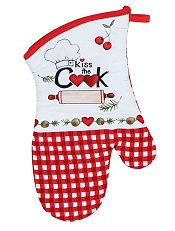 R3865KissTheCookOvenMittLittle