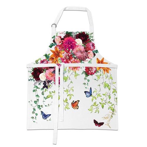 Michel Design Works (APR355) Sweet Floral Melody Apron
