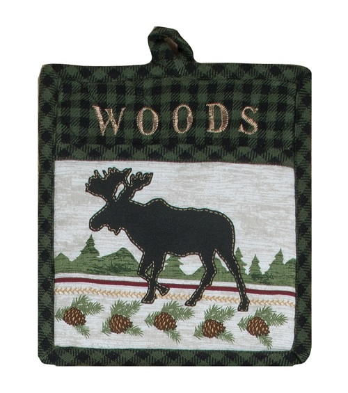 Kay Dee (R4222)Woodland Moose Pocket Mitt